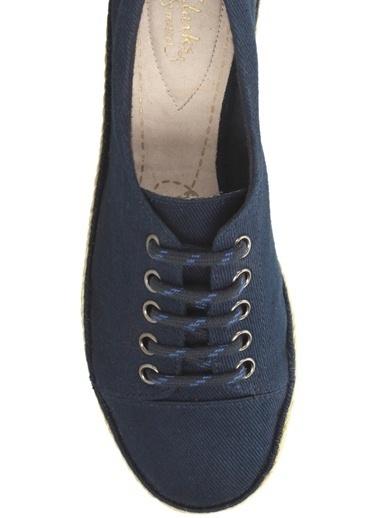 Clarks Ayakkabı Lacivert